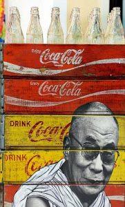dalai lama conhece a coca-cola